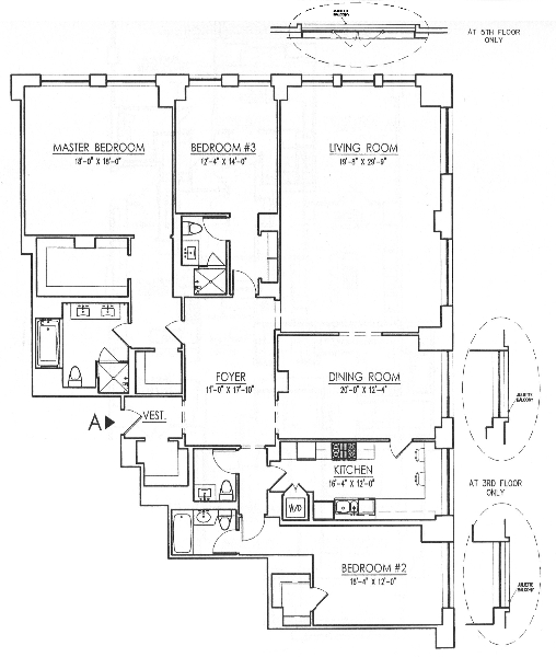 Fortune homes floor plans