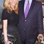 Co-hosts Randi Schatz and Richard Burns