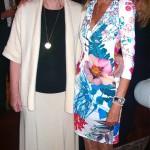 Co-hosts Tamar Lurie and Wendy J. Sarasohn