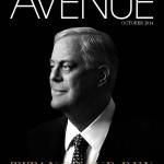 David Koch Cover